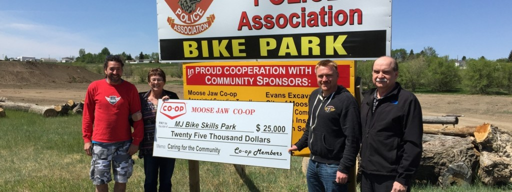 Moose Jaw Police Association Bike Park